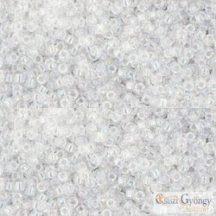 Transparent Rainbow Crystal - 5 g - Toho japán kásagyöngy 15/0 (161)