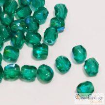 Emerald AB - 50 db - csiszolt gyöngy 3 mm (X50730)