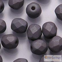 Titanium - 40 db - 4 mm csiszolt gyöngy (29566AL)