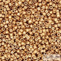 0410 - Galvanized Yellow Gold - 5 g - 11/0 delica gyöngy