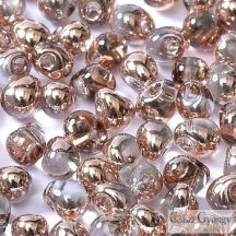 Apollo Gold - 5 g - Miyuki Drop mérete: 3.4 mm