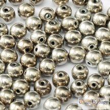 Nickel - 40 db - 4 mm golyó gyöngy (27000)