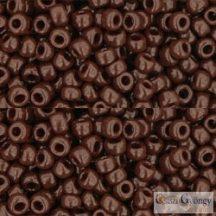 Opaque Oxblood - 10 g - 8/0 Toho japán kásagyöngy (46)