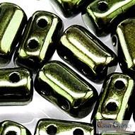 Luster Metallic Olivine - 10 g - Rulla gyöngy (LK23980)