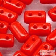 Opaque Red - 10 g - Rulla gyöngy 3x5mm (93200)
