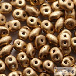 Matte Metallic Flax - 10 g - SuperDuo 2.5x5 mm (K0171)